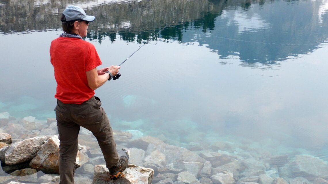 Idaho Cecil D. Andrus-White Clouds Wilderness Gunsight Lake